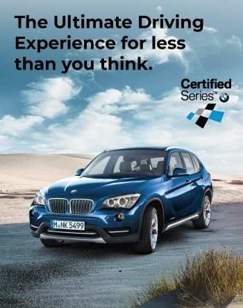 BMW Certified Pre-Owned